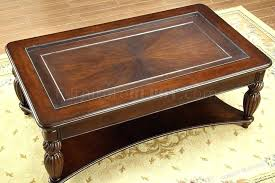 Cherry Coffee Table Cherry Coffee Table Cherry Finish Coffee Table