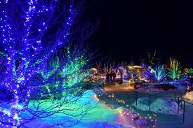 best places to see christmas lights in new england new england today