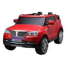 si e auto kiddy auto macchina elettrica up rosso 12v 2 posti per bambini kiddy
