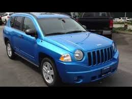 2008 jeep compass limited reviews 2008 jeep compass 4wd auto review at eagle ridge gm in coquitlam