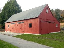 Little Barns Country Barn Building Services New England Style Shed Precut