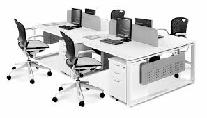 Office Table With Partition Office Partition Singapore We Supply And Install Office