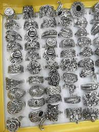 antique design rings images Fashion rings many sizes designs mixed hot antique silver rings jpg