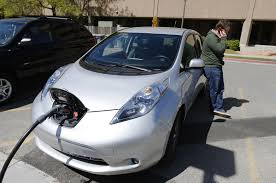 nissan leaf kit car how georgia became the state with the highest electric car
