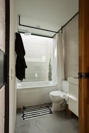 best 25 shower curtain rods ideas on camper hacks rv organization and decorating a camper