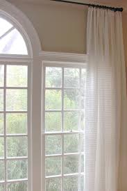 Curtains For Windows With Arches Curtain Half Moon Window Blackout Shades Arch Window Blinds That