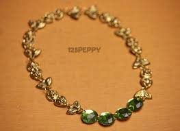 how to make fancy necklace 123peppy