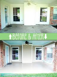 paint concrete porch medium size of ideas painting outdoor