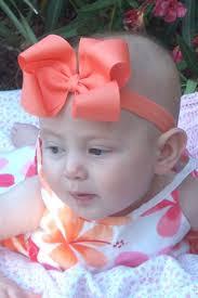 hair bows for babies abby s bowtique grosgrain headband hair bows girl baby headband