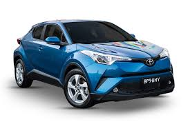 cars toyota 2017 2018 toyota c hr review
