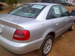 2001 audi a4 for sale neatly used 2001 audi a4 sold autos nigeria