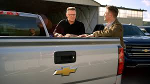 Chevy Silverado Truck Jump - chevy silverado vs ford f 150 howie long compares truck beds