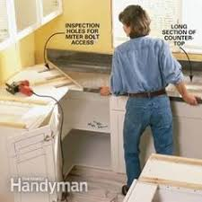 How To Install Kitchen Countertops by Installing Laminate Countertops Laminate Countertops