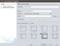 template layout div jsf page templates with facelets andy gibson