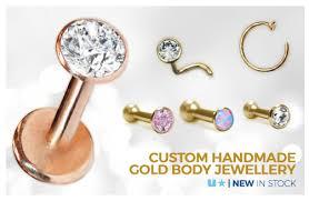 piercinguri online uk jewellery online piercing shop belly bar nose stud