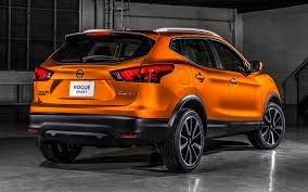 nissan sport 2018 nissan rogue sport sl 2018 wallpapers and hd images car pixel