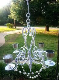 Outdoor Chandelier Diy Diy Outdoor Chandelier Best Chandelier Ideas On Cheap Light