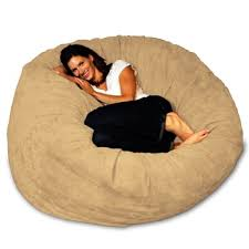 5 foot foam filled bean bag chair sofa bed relax sac buy high