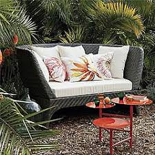 Wicker Sofa Cushions Outdoor Furniture Cushions Patio Pillows Covers Comfort Protection