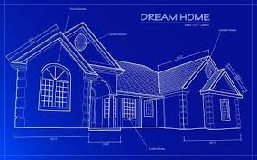 housing blueprints houses blueprint blueprints house small farmhouse blueprints