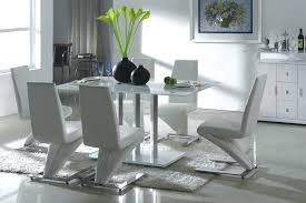 glass dining room table and chairs aeromodeles club wp content uploads 2018 04 white
