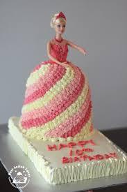 doll cake nasi lemak lover doll cake 芭比娃娃蛋糕
