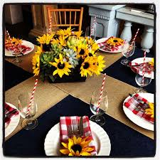 Sweet 16 Dinner Party Ideas 87 Best Rustic Sunflower And Burlap Themed Party Moms Rustic 60th
