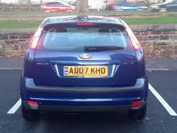 2007 may 07 ford focus 1 6 style 5 door manual petrol