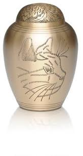 cat urn urn for cats engraved brass cat urn