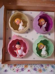 Vintage Plastic Easter Decorations by 40 Best Vintage Plastic Decor Images On Pinterest Mid Century