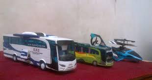 membuat miniatur mobil dari kardus cara membuat miniatur bus dengan bahan karton