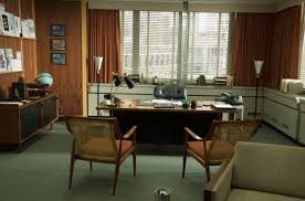 achieving a mad men theme in your home mad men mad and man office