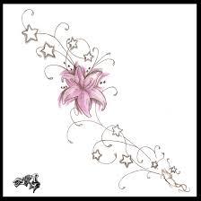large free printable tattoo designs flower tattoos side tattoo