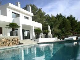 renovated ibiza contemporary style villa sea views luxury