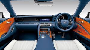 lexus lc interior images jalopnik