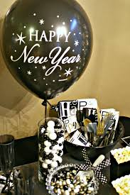 New Year Decorations With Balloons by Last Minute New Year U0027s Eve Party Ideas U2013 A To Zebra Celebrations