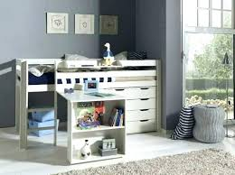 lit mezzanine avec bureau et rangement lit mezzanine avec bureau la lit mezzanine avec bureau integre fly