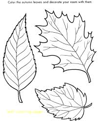 coloring pages of autumn coloring pages of leaves coloring page leaf printable leaves