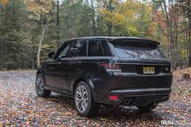 range rover 2016 2016 range rover sport svr review doubleclutch ca