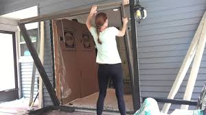 Removing A Patio Door Removing Sliding Patio Doors The Unsafe Method