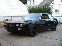 old maserati biturbo has anyone done an engine swap in a biturbo page 7 maserati forum