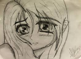 pictures sketch of crying images drawing art gallery