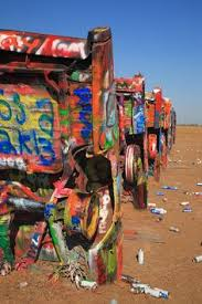 cadillac ranch carolina cadillac ranch where cars become them the o jays and artists
