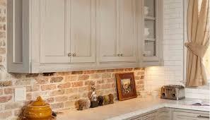 backsplash for white kitchen cabinets white brick kitchen backsplash kitchen cabinets remodeling net