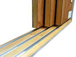 Closet Door Slides Closet Closet Door Slides Roller Barn Door Three Track Sliding