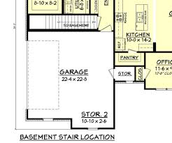 basement garage house plans tanner house plan u2013 house plan zone