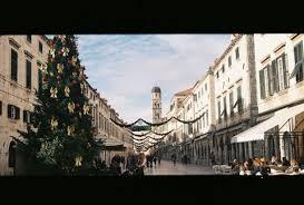 placa ul dubrovnik croatia main street in old town dubrovnik