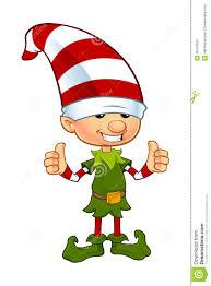 cute elf character stock vector image 46793602