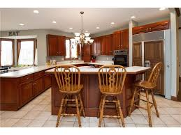 Walk In Play Kitchen by 9694 Wandering Woods Court Fishers In Dial Indy Homes