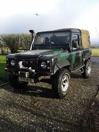 land rover defender lifted spec lift used land rover cars buy and sell in the uk and